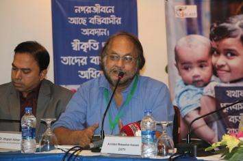 Dr. Shapan Adnan
